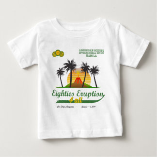 Eighties Eruption 4 All T-shirts