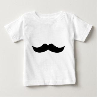 Eighties Mustache Baby T-Shirt