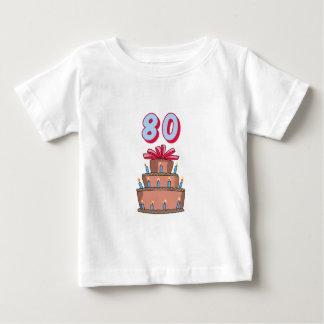 EIGHTIETH BIRTHDAY SHIRT