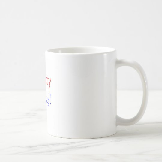 Eighty ... Crap! Coffee Mug