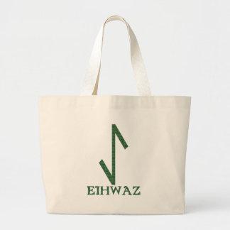 Eihwaz Large Tote Bag