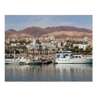 Eilat Postcard