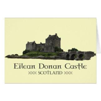 Eilean Donan Castle Cards