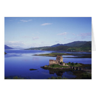 Eilean Donan Castle, Dornie, Highlands, Cards