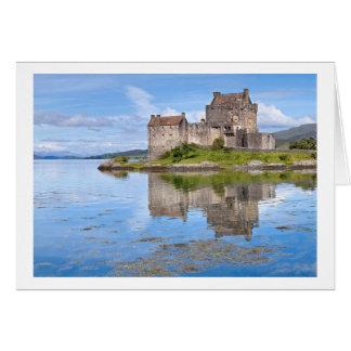 Eilean Donan Castle Greeting Card