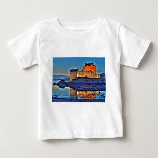 Eilean Donan Castle HDR Baby T-Shirt