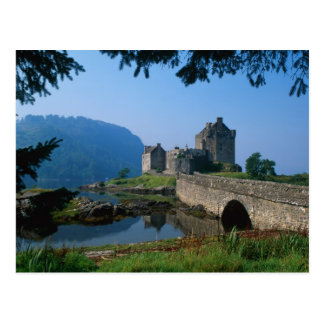 Eilean Donan Castle, Highlands, Scotland 2 Postcard