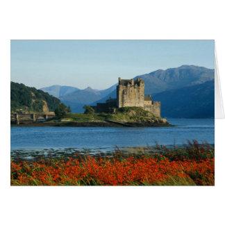 Eilean Donan Castle, Highlands, Scotland 3 Card