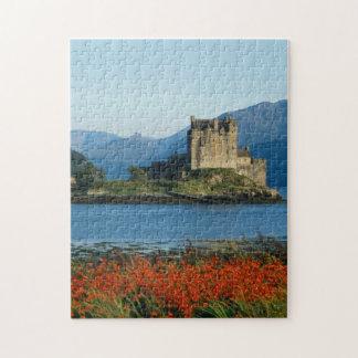 Eilean Donan Castle, Highlands, Scotland 3 Puzzles