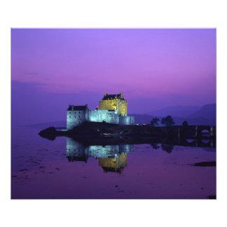 Eilean Donan Castle, Highlands, Scotland Photo Print
