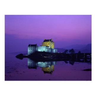 Eilean Donan Castle, Highlands, Scotland Postcard