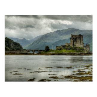 Eilean Donan Castle Post Cards