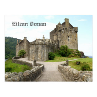 Eilean Donan Castle, Scotland Postcard