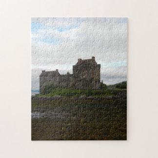 Eilean Donan castle,Scotland Puzzles