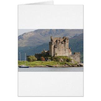 Eilean Donan Castle, Scotland, United Kingdom 2 Greeting Card