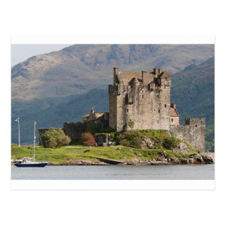 Eilean Donan Castle, Scotland, United Kingdom 2 Postcard