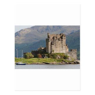 Eilean Donan Castle, Scotland, United Kingdom 2 Postcard