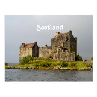 Eilean Donan Postcard