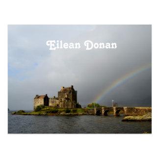 Eilean Donan Post Cards