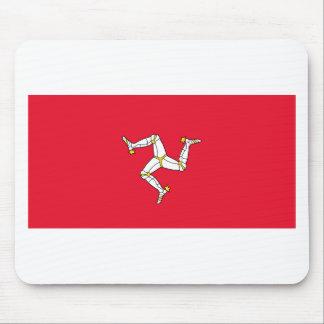 Eilean Mhanainn, the Celtic Isle of Man Mouse Pad