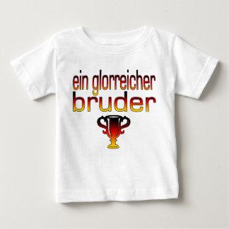 Ein Glorreicher Bruder Germany Flag Colors Baby T-Shirt
