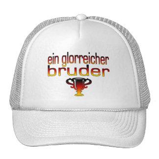 Ein Glorreicher Bruder Germany Flag Colors Trucker Hat