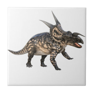 Einiosaurus Small Square Tile