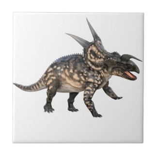 Einiosaurus Small Square Tile