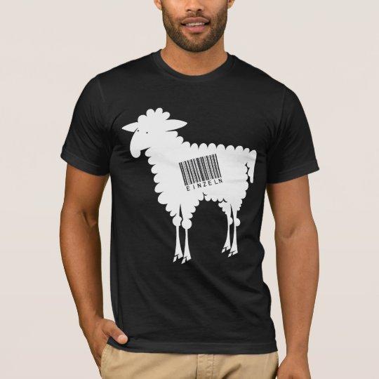 Einzeln T-Shirt