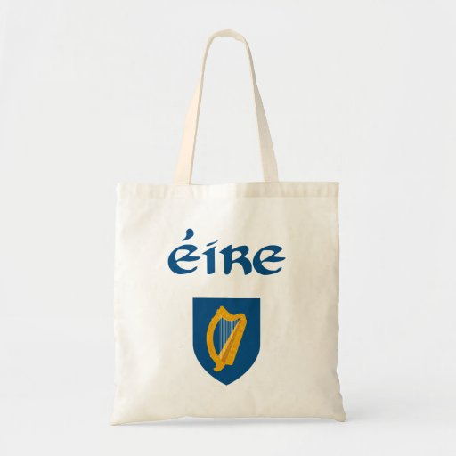 EIRE + Coat of Arms Bag