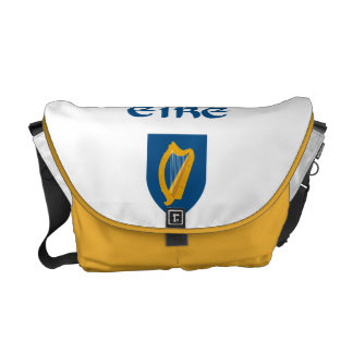 EIRE + Coat of Arms Messenger Bag