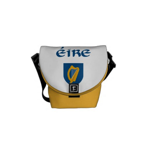 EIRE + Coat of Arms Courier Bags