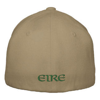 Eire Embroidered Baseball Caps
