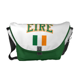 EIRE + Flag Messenger Bag