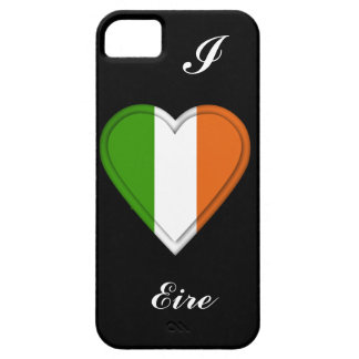 Eire Ireland Irish flag iPhone 5 Cases