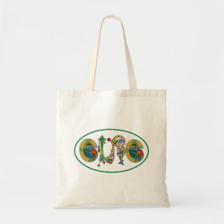 Eire Oval Tote BAg