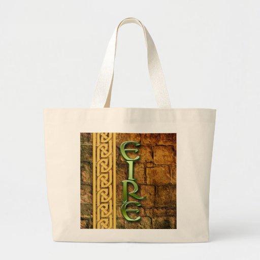 Eire, the Emerald Isle Tote Bag