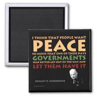 Eisenhower Magnet