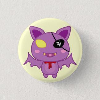 Eitel the Bat 3 Cm Round Badge
