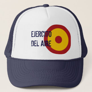 EJERCITO DEL AIRE Spanish Air Force Trucker Hat