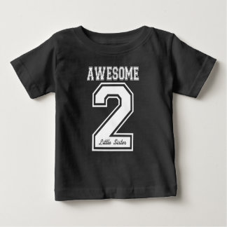 EJNIZ Awesome 2 Baby T-Shirt
