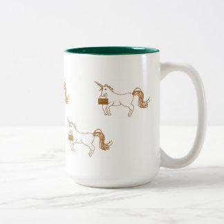 EJR Beads Happy Unicorn Mug