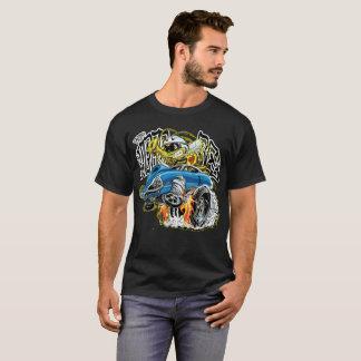 EJ's Custom Monster Bee Hot Rod T-Shirt