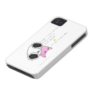 eke iphone case: a good day Case-Mate iPhone 4 case