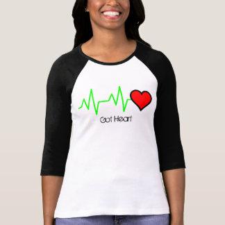 EKG Cardiogram Heart T-Shirt