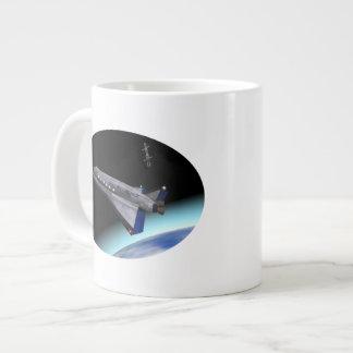 El Al Maslool Space Shuttle Jumbo Mug
