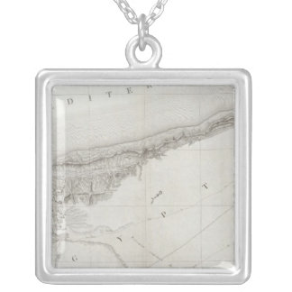 El Arich, Egypt Silver Plated Necklace
