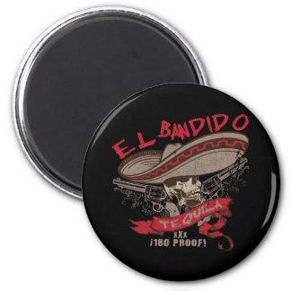 El Bandido Tequila Magnet