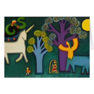 El Bosque Magico de Lucas 2009 Card