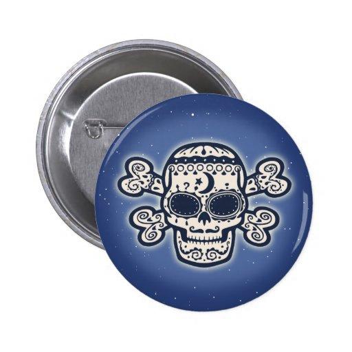 El Brujo 6 Cm Round Badge